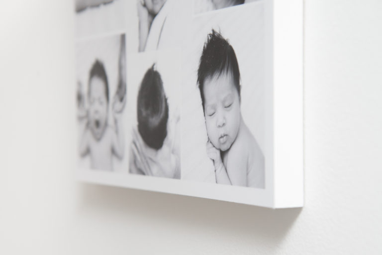 Multi aperture block close up - my favourite way to display your photos