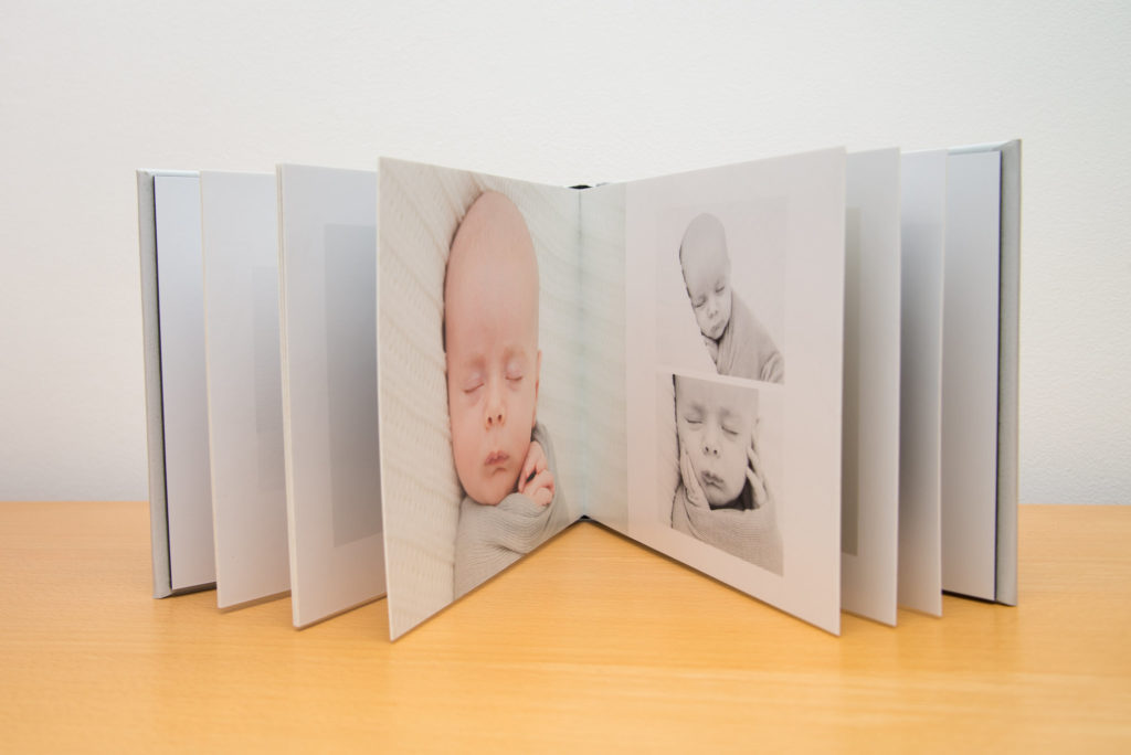 Classic Album inside - great way to keep your images for generations